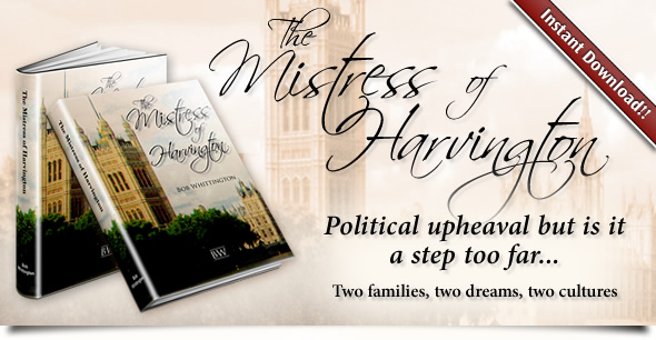 The Mistress of Harvington. Click here - instant download!
